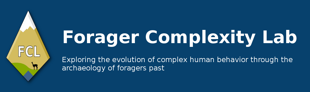 Forager Complexity Lab