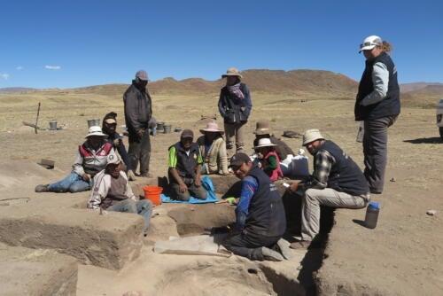 WMP Excavation